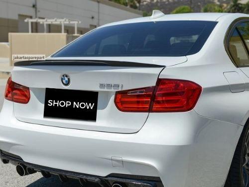 Spoiler BMW F30 Tahun 2012-2016 Bahan ABS Model M3 Style