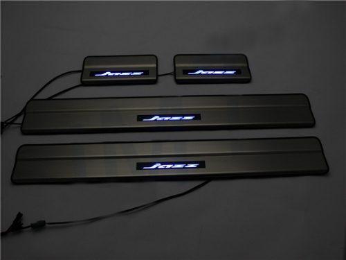 Door-sill-plate-pelindung-pintu-Honda-Jazz-2008-LED
