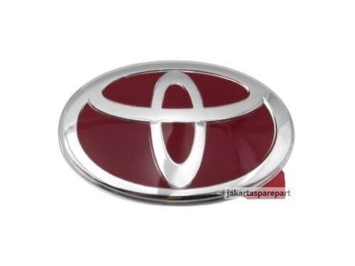 Emblem-Red-Toyota-Ukuran-13.3x9.3cm