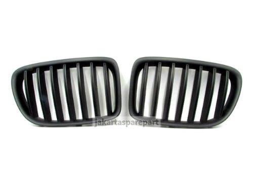 Grill-BMW-X1-E84-09-ON-Matte-Black