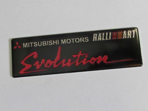 jual-emblem-tempel-mitsubishi-motors-ralliart-evolution-merah-ukuran-10.5x3.3cm