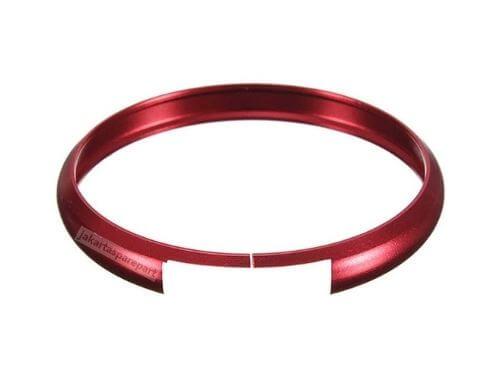 Aluminium-Key-Rim-Warna-Merah-Mini-Cooper-2007-2013