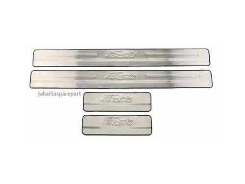 Door Sill Plate Non LED Ford Fiesta