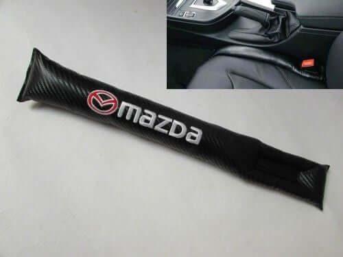 Car-Seat-Gap-Mazda-Carbon-Fiber-Hitam