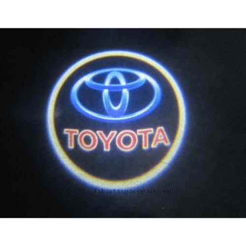 3D Door LED Toyota Camry