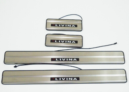 Door-Sill-Plate-LED-Nissan-Livina-2013