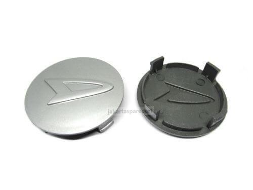 Dop Velg Daihatsu New Xenia Ukuran 60mm Warna Silver