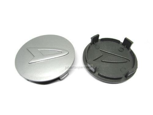 Dop Velg Daihatsu Xenia Ukuran 60mm Warna Silver