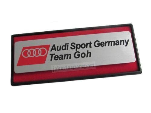 Emblem-Tempel-Audi-Sport-Germany-Team-Goh