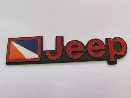 Emblem-Tempel-Jeep-Warna-Merah-Ukuran-16.8x4cm