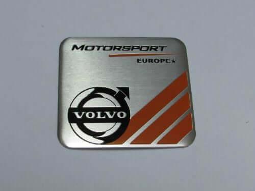 Emblem-Tempel-Motorsport-Volvo-Europe-Ukuran-6x5.5cm