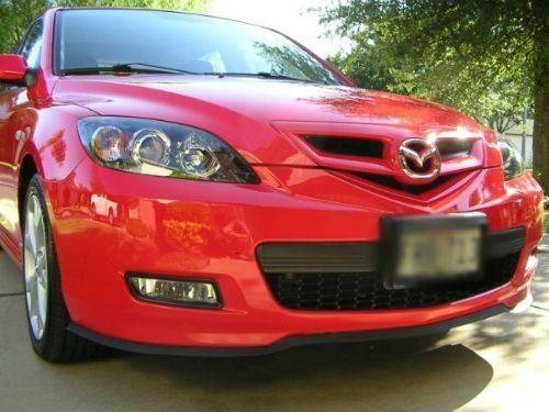 Bumperlip Ezlip Standard For Mazda