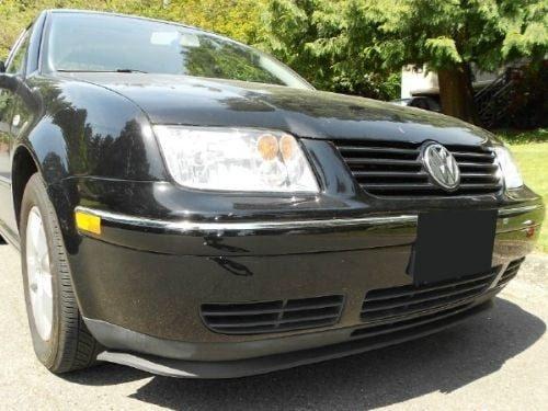 Bumperlip Ezlip Standard For Volkswagen