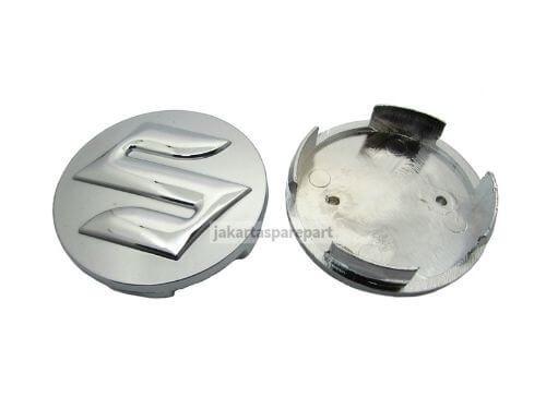 Dop-Velg-Suzuki-Warna-Silver-Chrome-Ukuran-54mm