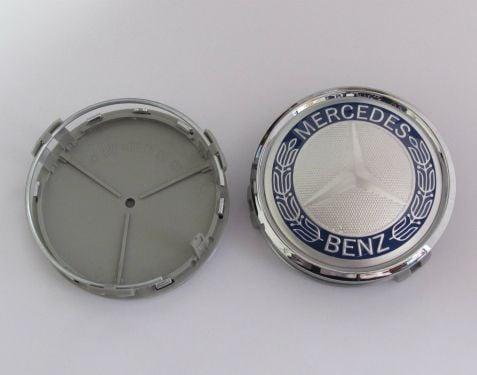 jual-murah-emblem-velg-mercedes-benz-biru-berpinggir-chrome-75mm