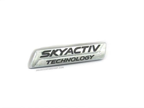 SKYACTIV Kecil emblem for M6,M3, Sedan 100x20mm