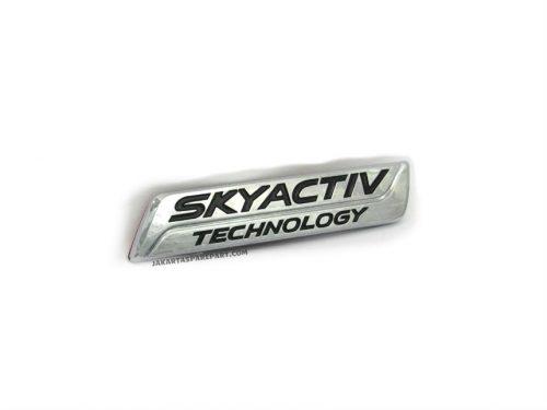 SKYACTIV Big Emblem For CX-5 SUV 110x20mm