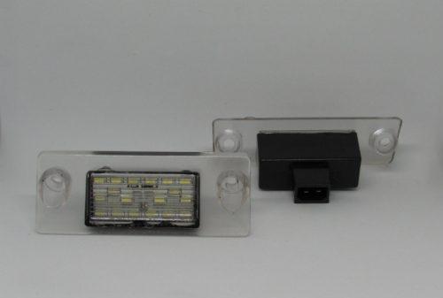 Lampu LED Plat Nomor Audi A4 B5 (95-01), A3 8L, S5 B5, A3/S3/Sportback (97-03), A4/S4 Avant (95-99)