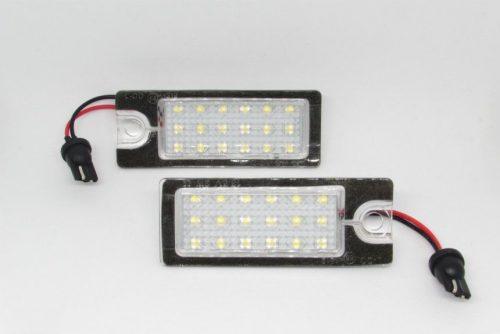 Lampu LED Plat Nomor Volvo V70