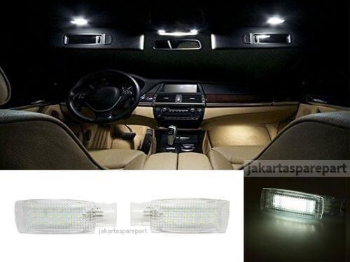 Vanity Mirror Light / Lampu Rias Mobil VW EOS, Golf 5, Golf 6, Golf Plus, Jetta, Passat, Passat CC, Polo, Scirocco, Sharan, Tiguan, Touran