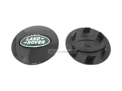 Dop Velg Land Rover Warna Hitam Hijau Ukuran 63mm
